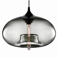 LumiSource Torus Round Pendant