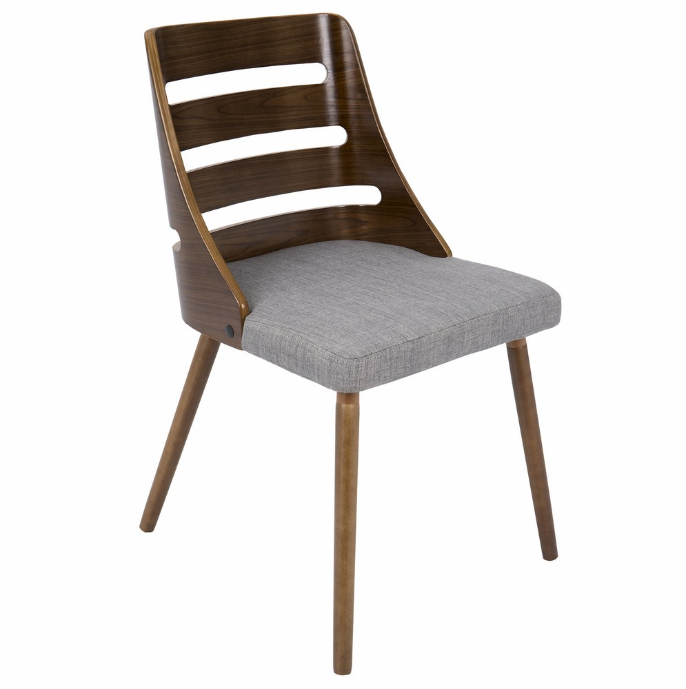 Lumisource Trevi Mid Century Modern Dining Chair