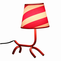 LumiSource Woof Modern Table Lamp