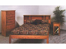 Made In America Platform Beds Real Wood Furniture Virginia Washington DC & Maryland