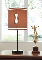 Ashley Express Furniture - Lamar - L857754 - Metal Table Lamp (1/CN), Brown/Bronze Finish