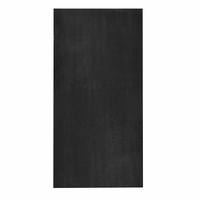 "Modloft 5039004 Mads 41""W Black Ash Backdrop Panel"