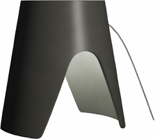 Modloft Abbey Table Lamp in Graphite