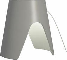 Modloft Abbey Table Lamp in Titanium