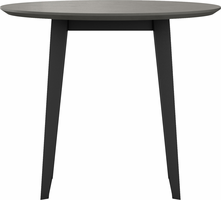 Modloft Amsterdam Cafe Table in Gray Concrete