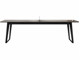 Modloft Amsterdam Ping Pong Table in Gray Concrete