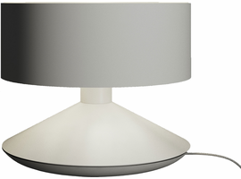 Modloft Baron Table Lamp in Mont Blanc