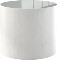 Modloft Berkeley Side Table in White Glass