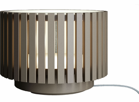 Modloft Dacre Table Lamp in Bronze