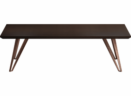 Modloft Grand Coffee Table in Espresso
