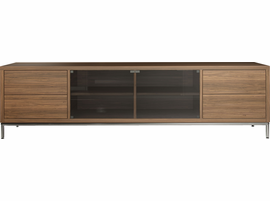 Modloft Lenox Media Cabinet in Walnut
