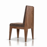 Aura - Modern Walnut Dining Chair (Set of 2)