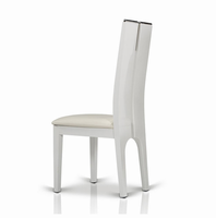 Maxi - White Gloss Chair (Set of 2)