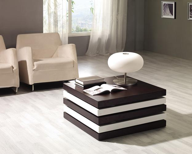 Modrest Mixx Wenge / White Coffee Table
