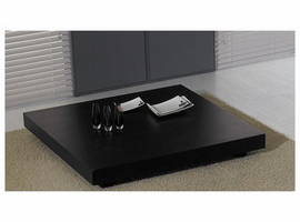 Modrest T35 Modern Black Oak Coffee Table