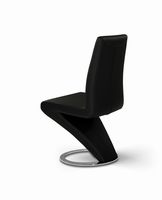 Zaida - Modern Black Dining Chair (Set of 2)