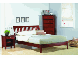 Modus Furniture Modus Bed  -  Washington DC, Virginia &, Maryland