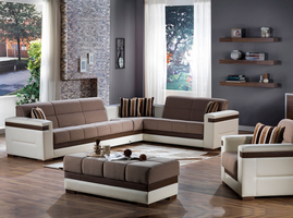 Istikbal Moon Sectional Sofa Made In Turkey In 2 Colors