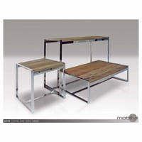 Motif Reclaimed Elm Wood Console Table