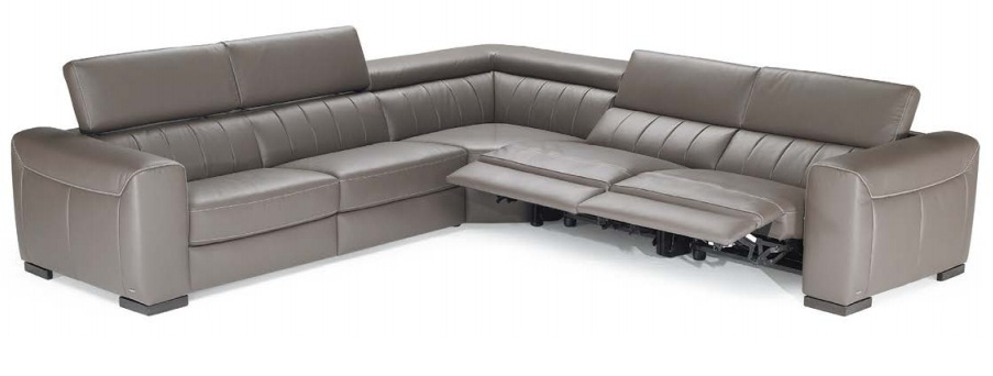 Fresh idea to design your Natuzzi Leather Sectional Furniture ...