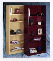 Nexera 254 5 Shelf Bookcase