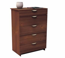 Nexera 401205 Nocce 5 Drawer Chest