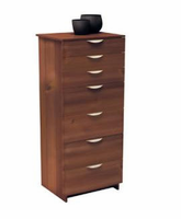 Nexera 401207 Nocce 7 Drawer Chest