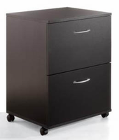Nexera 6093 2 Drawer Mobile File