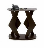 Nexera Boomerang Console�Table
