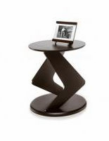 Nexera Boomerang End�Table