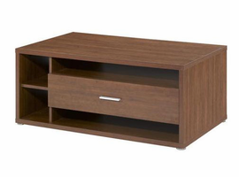 Nexera Concept Cinnamon-Cherry Coffee�Table�with�1�Drawer