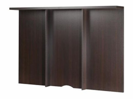 Nexera Element Espresso 60''�Tall�Decorative�Wall�Pannel