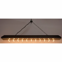 Noir Furniture 545 Club Pendant, Metal