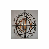 Noir Furniture Alchemy Chandelier