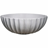 Noir Furniture Bang Bowl, Fiber Cement