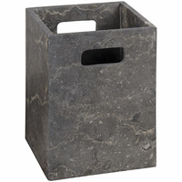 Noir Furniture Box, Black Marble