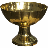 Noir Furniture Brass Bowl
