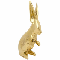 Noir Furniture Bunny, Brass