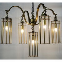 Noir Furniture Chandler Chandelier