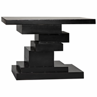 Noir Furniture Console