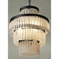 Noir Furniture Cora Chandelier