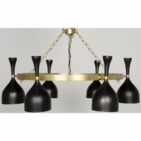Noir Furniture Darwin Chandelier
