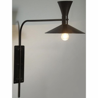 Noir Furniture Enzo Sconce