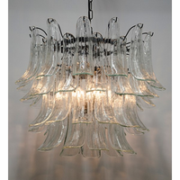 Noir Furniture Fiore Chandelier