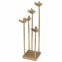 Noir Furniture Flight, Solid Brass