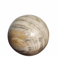 Noir Furniture Fossil Ball, Small