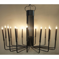 Noir Furniture Kooper Chandelier