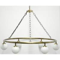 Noir Furniture Modena Chandelier