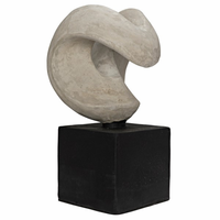 Noir Furniture Nobuko Sculpture, Fiber Cement