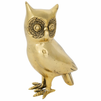 Noir Furniture Owl, A, Brass